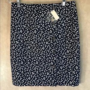 Talbots Skirt Size 8 Petite